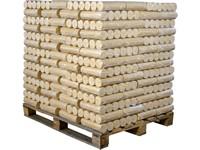 DŘEVĚNÉ BRIKETY SPECIAL - paleta 960 kg