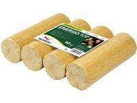 DŘEVĚNÉ BRIKETY ENERGO TOP - balík 10kg