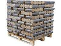 DŘEVĚNÉ BRIKETY ENERGO HARD MARKET - paleta 1000kg