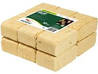DŘEVĚNÉ BRIKETY RUF - balík 10kg